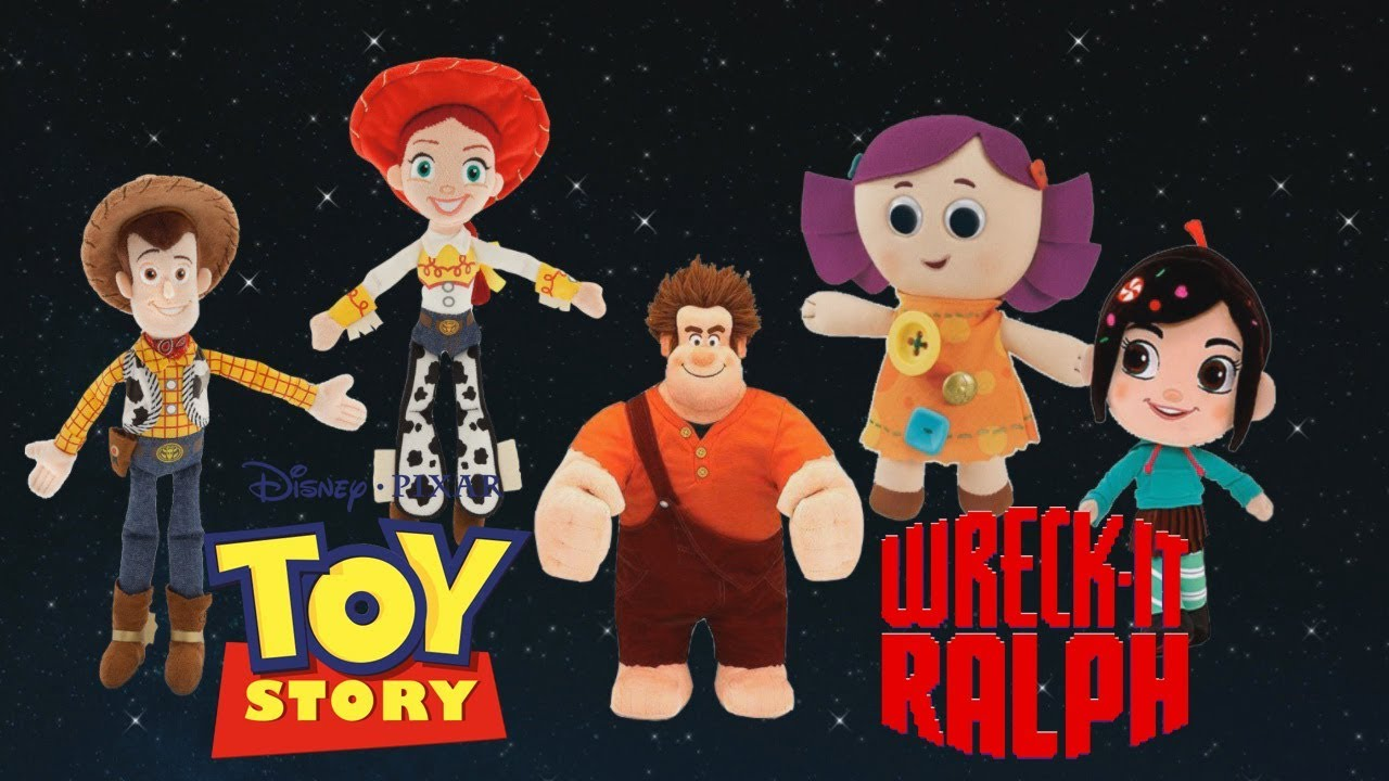 toy story wreck it ralph finger family song | Daddy finger ... Wreck It Ralph Trailer Toy Story