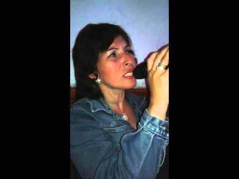 Mujer Amante ....Karaoke con miss jenny