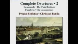 Schubert - Die Verschworenen (Der häusliche Krieg) Overture D. 787