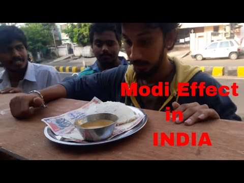 Modi Bomb    latest 500 & 2000    funny video