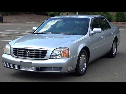2001 cadillac deville dhs youtube 2001 cadillac deville dhs youtube