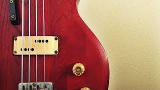Aria CSB-300 Bass Demo