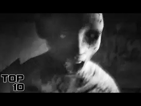 Top 10 Creepy Ghosts That Saved Lives - Part 2