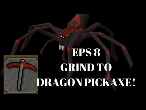 {Adventures Of An Ironwoman Eps8} Grind To Dragon Pickaxe