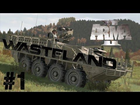 Arma 2 : Wasteland : Episode 1 : Should Have Taken the Stryker