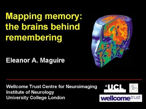 Mapping memory: the brains behind remembering
