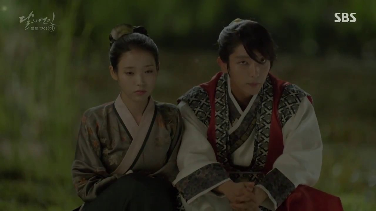 Moon Lovers EP 13/14 :: SO SOO MOMENTS :: PART 8