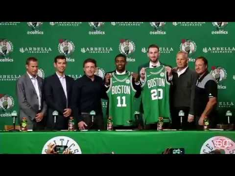Kyrie Irving ''Jackie Chan'' - Mix