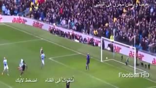 هدف ليستر سيتي في مانشستر سيتي عن  طريق نجمه الجزائري رياض محرز