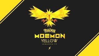 Hack Rom En Español: Pokemon Moemon Yellow GBA Completo