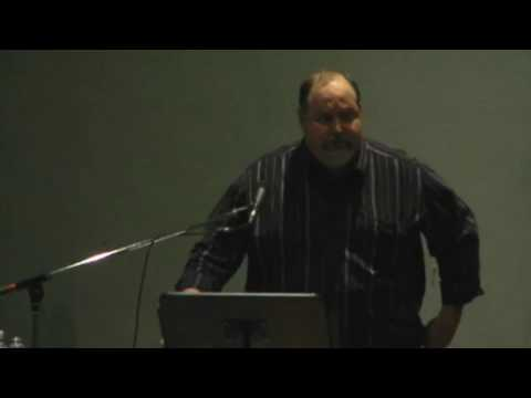 """Nate Phelps Full Lecture """"The Grayness Of Life""""   Part 1"""