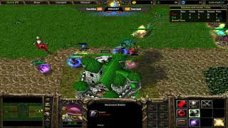 Dread's stream | Warcraft III - Castle Fight / NewGen | 19.02.2018