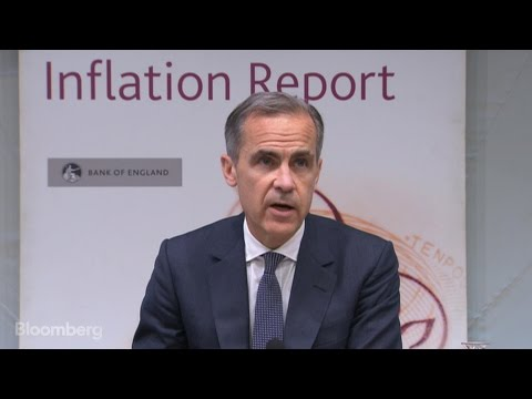BOE Keeps Key Rate at 0.25%: Carney's Statement