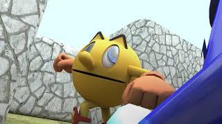 Pacman vs Pacman
