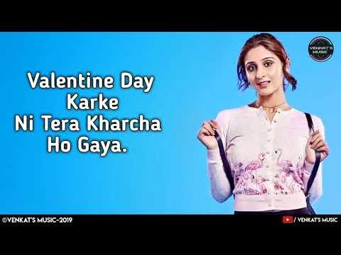Download Main Chali : (Lyrics Video)  Urvashi Kiran sharma   New Hindi Songs  VENKAT'S MUSIC 2019