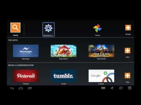 How To Create or Recover your Google Account in the BlueStacks App Player