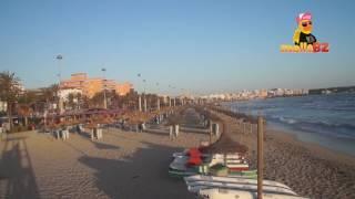 Müllkippe am Strand von Mallorca   Tag 2   zur gleichen Zeit am Ballermann 6