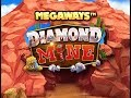 SUPER BIG WIN on Diamond Mine BONUS!!