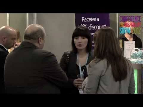 Leeds Hospitality show 2012