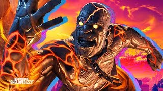 "UNLOCKING STAGE 4 PRISONER SKIN | FORTNITE LIVE* | CREATOR CODE ""SHELOVESIZZY"""