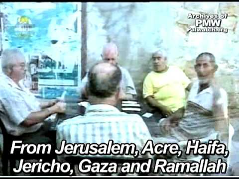 Palestinian Authority music video: Israeli cities will be liberated