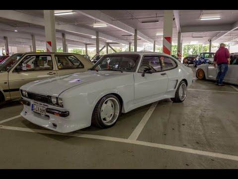 1984 ford capri 2 8 injection white walkaround turboday 3 0 youtube. Black Bedroom Furniture Sets. Home Design Ideas