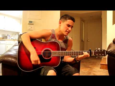Starry Eyed by Ellie Goulding Acoustic Cover - Alex Mossing
