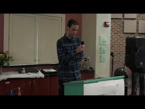 Jespy House 8th Annual Poetry Recital  Ken Marino