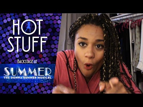 Episode 3: Hot Stuff: Backstage at SUMMER with Ariana DeBose