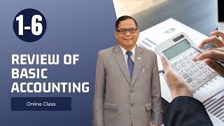 REVIEW OF BASIC ACCOUNTING 1st 6th SESSION BY DINO LEONANDRI YOUTUBE