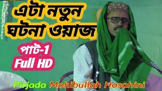 Pirjada Mohibullah Husahini ,2019 new waz, পীরজাদা মহিবুলা হুসাইনী।হাওযা ।। অসাধরন জলসা করলেন।