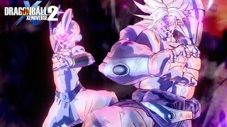 THE IMPOSSIBLE BOSS BATTLE! Co-Op Extreme Malice Expert Mission | Dragon Ball Xenoverse 2