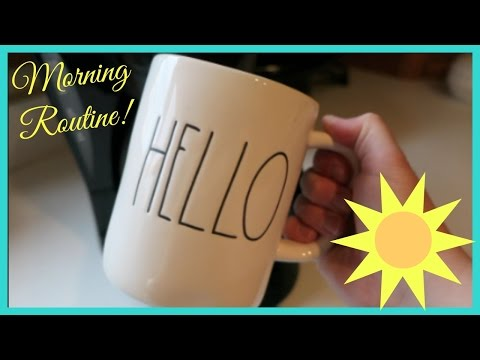 MORNING ROUTINE – STAY AT HOME MOM | beingmommywithstyle