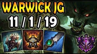OTP Warwick vs Sylas [ Jungle ] Korea Master Patch 10.20 ✔️