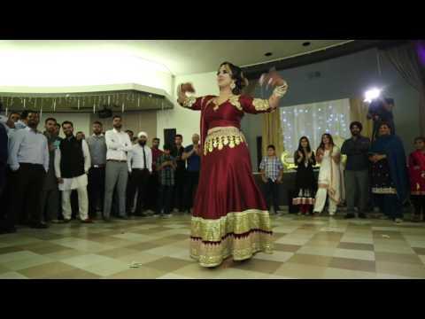 Most Amazing Dance by Punjabi Jodi A video by KB Brar