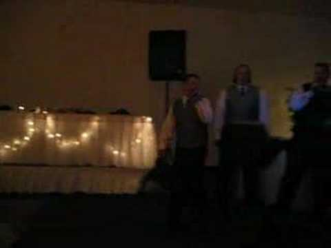 Oxymoronatron Wedding Karaoke