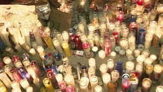 Vigil Held For Slain FDNY EMT