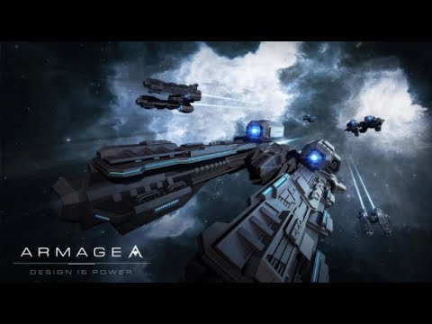 Armage Space Strategy Game Android Ios Gameplay ᴴᴰ Youtube