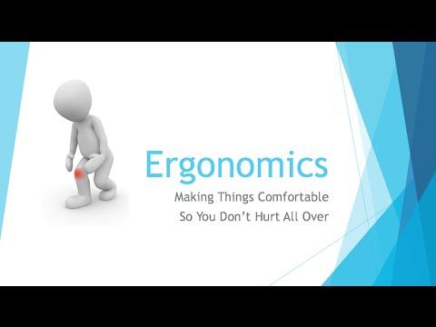 Beginning Engineers Ergonomics