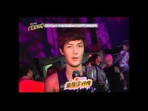 2011年8月13日《My Astro至尊流行榜》吳克羣部分
