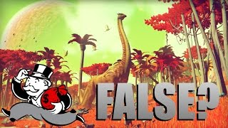 No Man's Sky - Hello Games Investigated For False Advertising. Is It Fair?