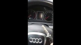 Clé Audi A4