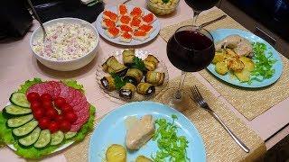 Праздничный стол / Рецепты