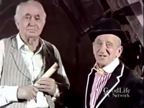 Walter Brennan & Jimmy Durante Sing