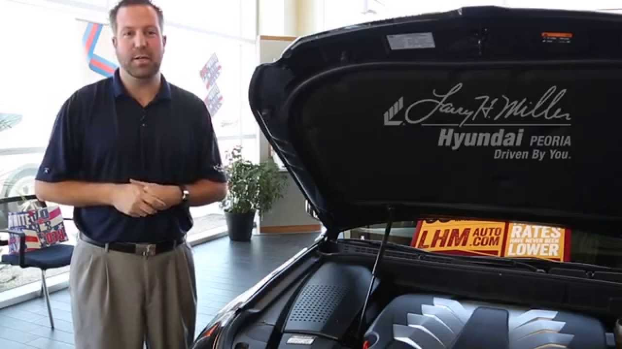 How To Jump Start Your Hyundai Equus | Larry H Miller Hyundai Peoria