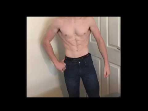 Patrick Bradley 3 year transformation