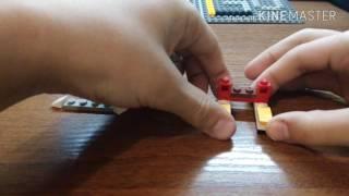 Как сделать мини трансформера из Лего легко и просто