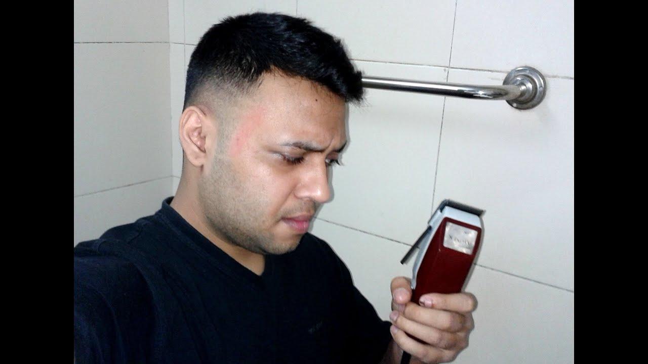 hårtrimmer 0 1 mm