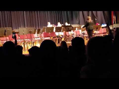 William byrd middle school jazz band 2019