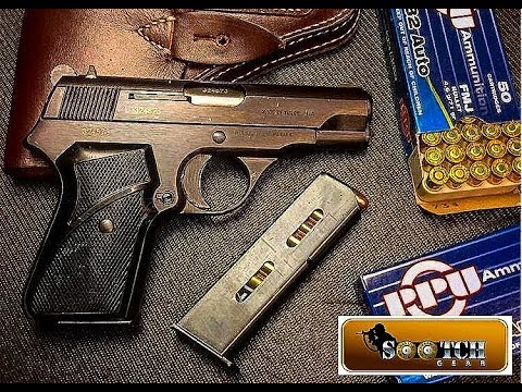 M70 Zastava 32 ACP Surplus Pistol